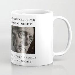 Mattis - Nothing Keeps Me Awake Coffee Mug