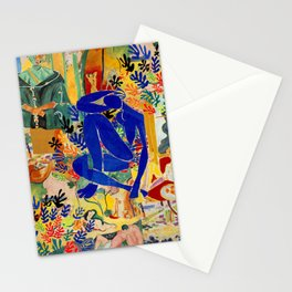 Matisse el Henri Stationery Cards