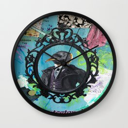 "Franklin ""Flip"" Dover Wall Clock"