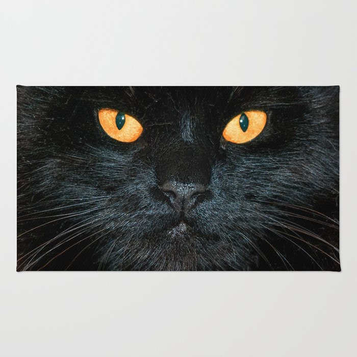 BLACK MAGIC Rug