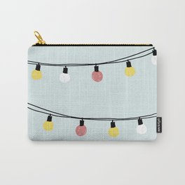 Fiesta and Lampions Carry-All Pouch