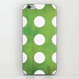 Lush Polkadots iPhone Skin