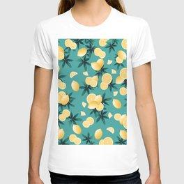Lemon Twist Vibes #6 #tropical #fruit #decor #art #society6 T-shirt