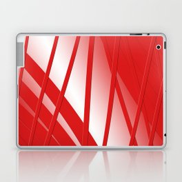 Thunderbird Orange Strings Laptop & iPad Skin