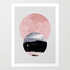 Minimalism 31 Art Print
