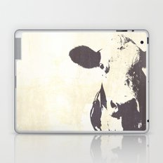 Rustic Cow Laptop & iPad Skin
