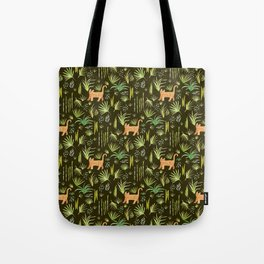 Jungle Cats Tote Bag