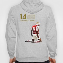 Thierry henry - The invincibles Hoody