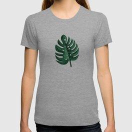 Large Monstera Leaf T-shirt