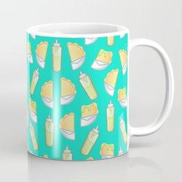 Pastelitos con Salsita. Coffee Mug