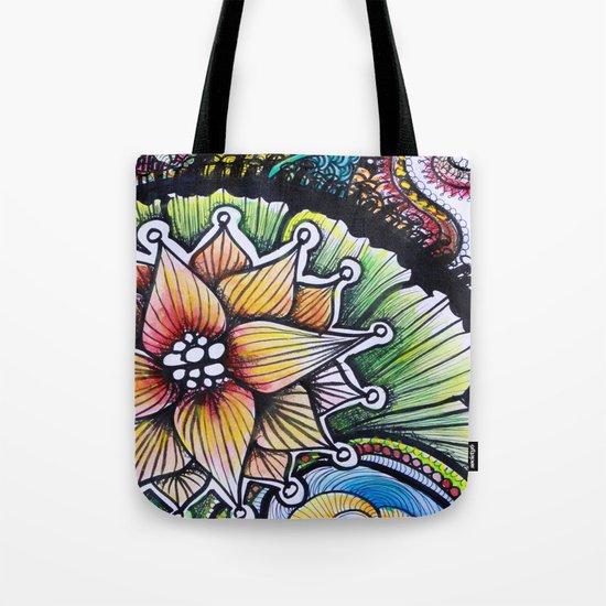 Floralita Tote Bag