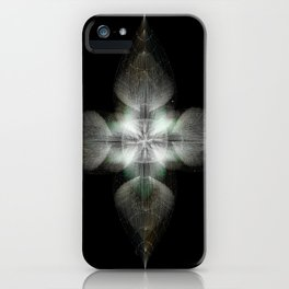 Four Feathers iPhone Case