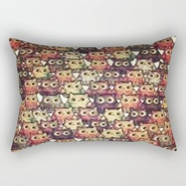 owl-50 Rectangular Pillow