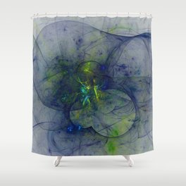 Mafdet's Claw Shower Curtain