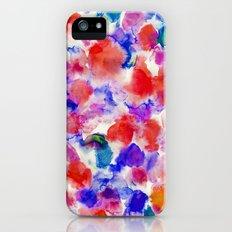 Amaris Blue iPhone (5, 5s) Slim Case