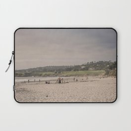 Carmel-by-the-sea beach Laptop Sleeve