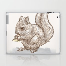 Pizza for All (Including Squirrels) Laptop & iPad Skin