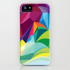 Swirl iPhone (5, 5s) Slim Case