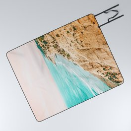 Eden #nature #digitalart #travel Picnic Blanket