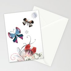 Butterfly Spring Stationery Cards