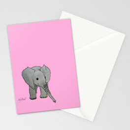 Emma Sweet Pea Stationery Cards