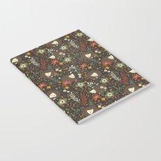 Cute Hedgehogs Notebook
