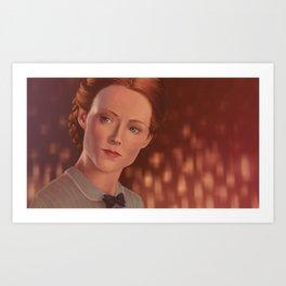 Jodie Foster Art Print