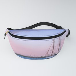 Sailing Yacht Fanny Pack