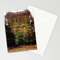 Nature finds the way inside... Stationery Cards
