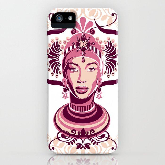 Aminata iPhone Case