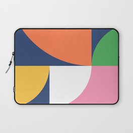 Abstract Geometric 17 Laptop Sleeve