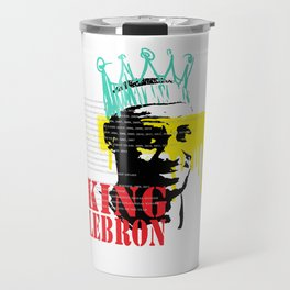 King James Travel Mug