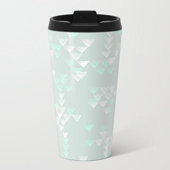 My Favorite Pattern 4  Metal Travel Mug