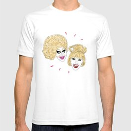 UNHhhh - Trixie and Katya T-shirt