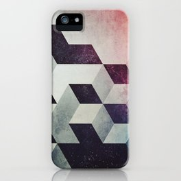 spyce ryce iPhone Case