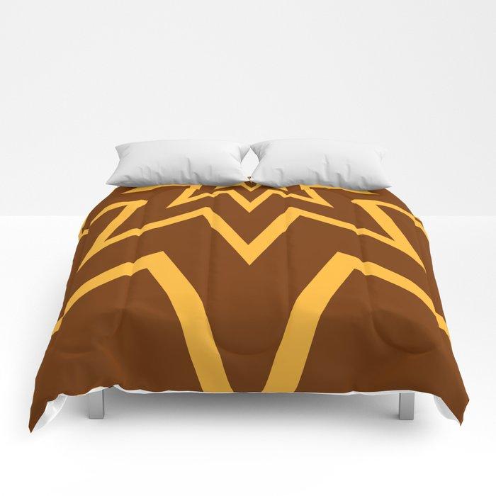 Super Peanut Butter Chocolate Fantastic! Comforters