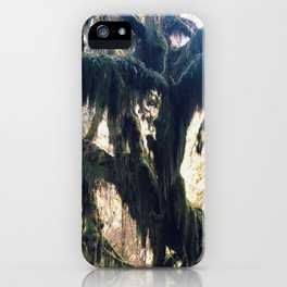 Hall of Moss iPhone Case