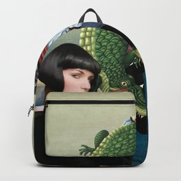 The Jewish Girl Backpack