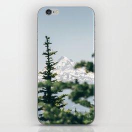 Mount Hood XVI iPhone Skin