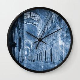 Wailing Banshee Prison Wall Clock
