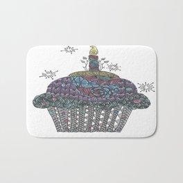 Yummy Cupcake Bath Mat