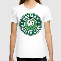 health T-shirts featuring Health Care by Ellador