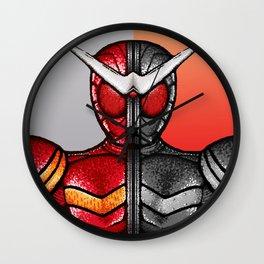 Kamen Rider Double Heat/Metal Wall Clock