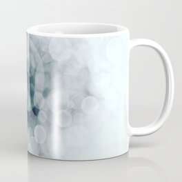 Blue Green Spotted Coffee Mug
