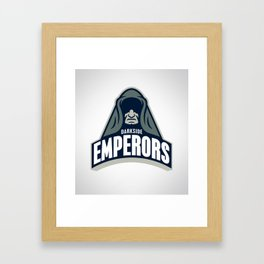 DarkSide Emperors Framed Art Print
