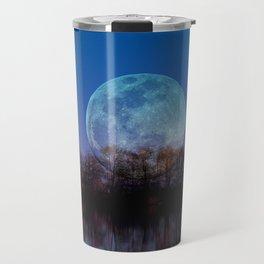 Luna arborum a tergo Travel Mug