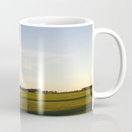 Midwest Fields Sunrise Coffee Mug