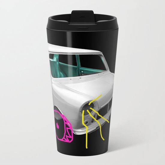 Roarrr Metal Travel Mug