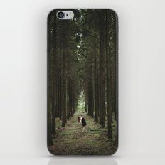 The Woods of St Olof 2 iPhone & iPod Skin