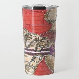 Paint Darts Travel Mug